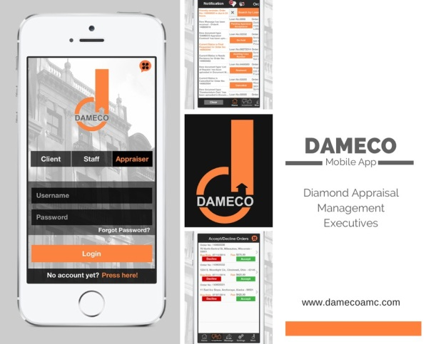 DAMECO Appraisal Management Company