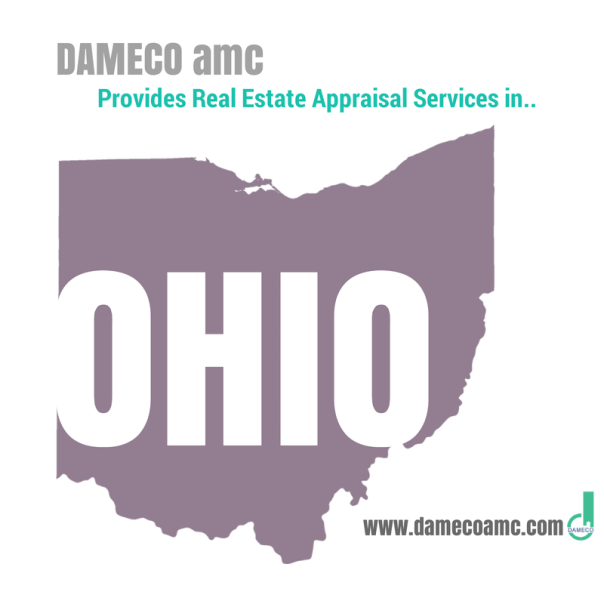 DAMECO amc appraisal service OHIO