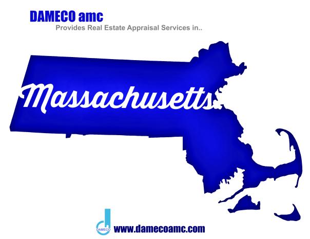 DAMECO amc Massachusetts appraisals