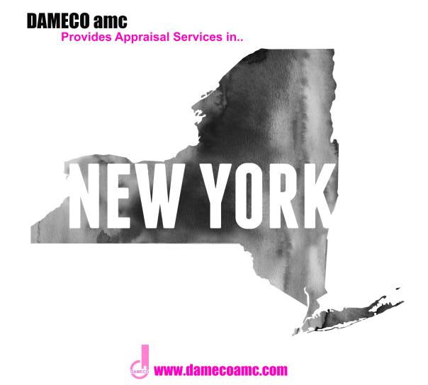DAMECO amc New York appraisals