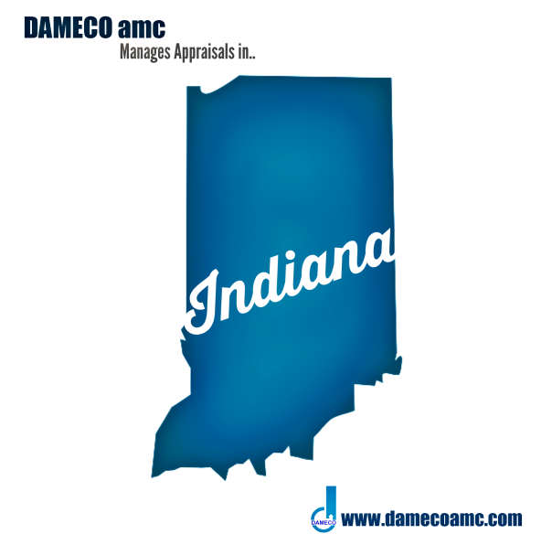 DAMECO appraisal services INDIANA