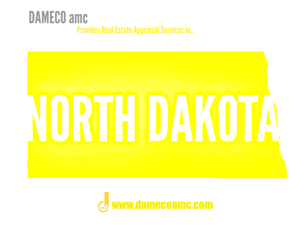 DAMECO provide appraisal NORTH DAKOTA